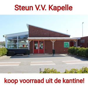 Steun VV Kapelle, koop de voorraad (deel 3)